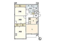 ~ 駅徒歩10分の立地 南西角部屋 生活主要施設充実 住環境良好 新規内装リフォーム フラット35適合物件 ペットと一緒に暮らせます ~