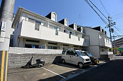 MAYUMIハイツ枚方12番館上島東町[2階]の外観