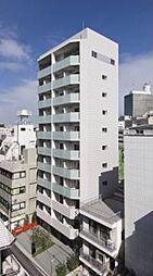 東京都渋谷区宇田川町の賃貸マンションの外観