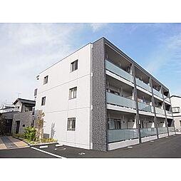 静岡県静岡市葵区新伝馬の賃貸マンションの外観