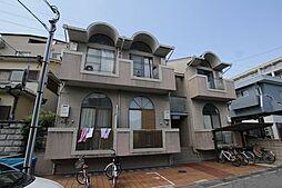 サンパレス南武庫之荘[2階]の外観