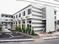 埼玉県さいたま市桜区栄和6丁目の賃貸アパートの外観