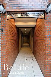 DAIKOKUCHO HEIGHTS[305号室]の外観