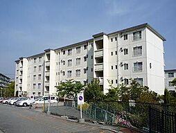 ライオンズマンション箕面B棟[5階]の外観