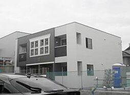 愛知県名古屋市緑区定納山1丁目の賃貸アパートの外観