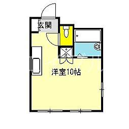 ミントハウス[3階]の間取り