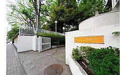 周辺環境-中学校(1600m)台東区立上野中学校