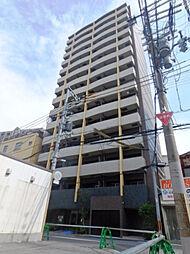 ブリリアント大阪西[13階]の外観