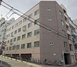 高津マンション[3階]の外観