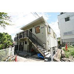 兵庫県神戸市兵庫区湊川町9丁目の賃貸アパートの外観