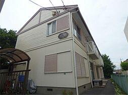 埼玉県さいたま市桜区田島5丁目の賃貸アパートの外観