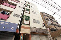 シャトー西田辺[4階]の外観