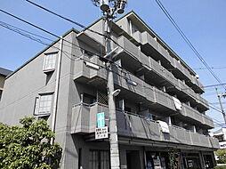 レオ松本[4階]の外観