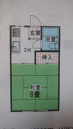 西条駅 1.8万円