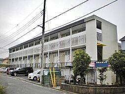 神奈川県藤沢市白旗1丁目の賃貸アパートの外観