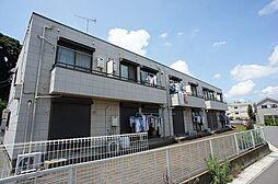 メゾンヤマリII[1階]の外観