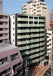 エンクレスト赤坂[9階]の外観