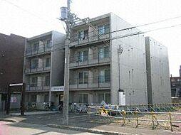 北海道札幌市北区北三十七条西3丁目の賃貸マンションの外観