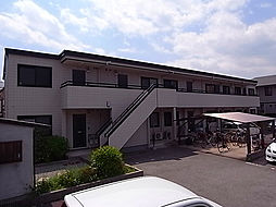 倉田メゾン[202号室]の外観