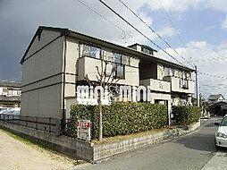 サンガーデン福田 B棟[2階]の外観