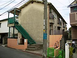 コーポ東太田[1階]の外観