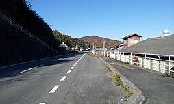 西側 道路