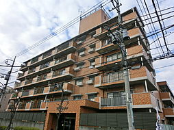 東京都練馬区田柄の賃貸マンションの外観
