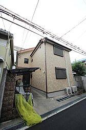 メゾン東桜木[1階]の外観