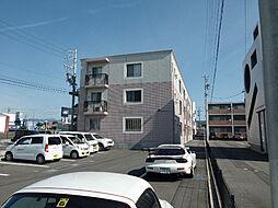 三重県鈴鹿市三日市町の賃貸マンションの外観