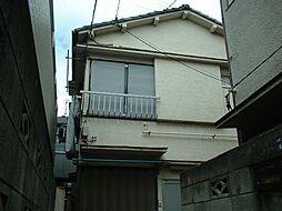 東京都板橋区向原2丁目の賃貸アパートの外観