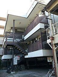 美里ハイツ[3階]の外観
