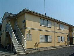 ユートピアンハウスB[203号室]の外観