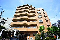 阿倍野桃ヶ池シティハウス[6階]の外観
