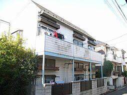 東京都練馬区春日町3丁目の賃貸アパートの外観
