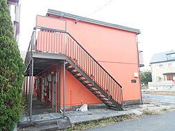 大島ハイツ2階[203号室]の外観