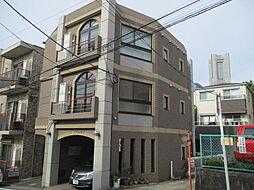神奈川県横浜市西区戸部町3丁目の賃貸マンションの外観