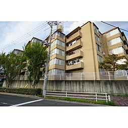 千里ニチゴマンション[406号室]の外観