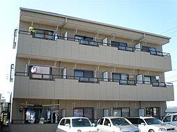 愛知県日進市香久山5丁目の賃貸マンションの外観
