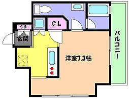 PH4[2階]の間取り