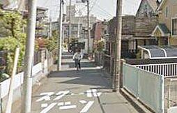 現地(前面道路...