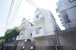 ラフィーネ香住ヶ丘II[1階]の外観