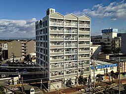 ユニバーシティ丸光[9階]の外観