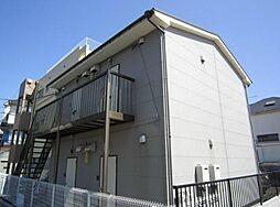 堀越アパート[2階]の外観