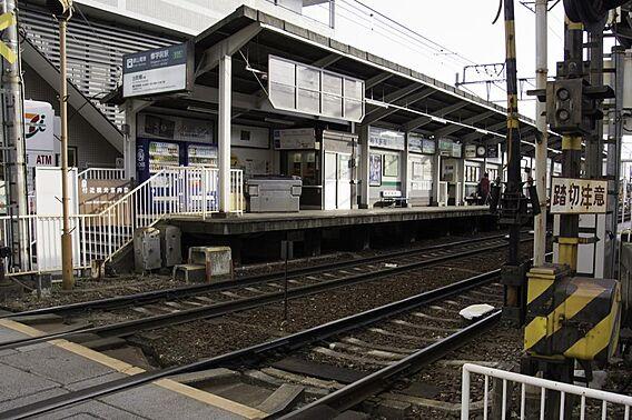 叡電 修学院駅...
