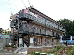 埼玉県朝霞市岡2丁目の賃貸マンションの外観