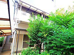 メゾンキタジマ[1階]の外観