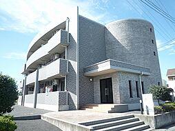 埼玉県上尾市小泉3丁目の賃貸マンションの外観