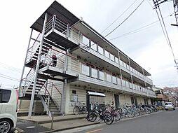 レオパレスNORTH SIDE[3階]の外観