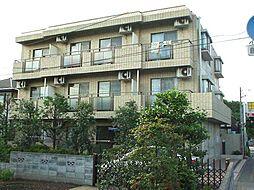東京都小平市上水南町2丁目の賃貸マンションの外観