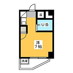 AOIビル[2階]の間取り